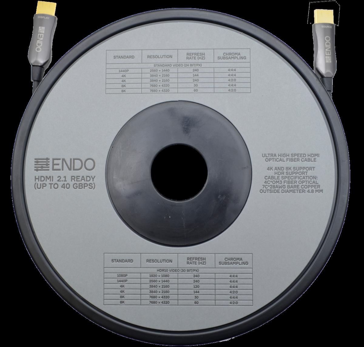 ENDO Inspiration Optical fiber micro 2.1 READY