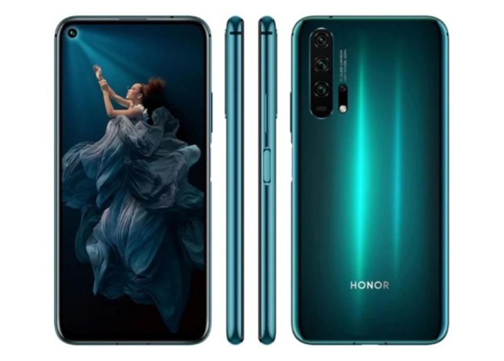 Honor 20 Pro 8