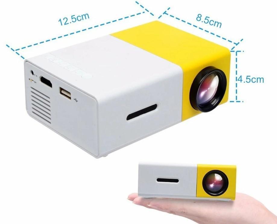 Мини-проектор для выездных презентаций