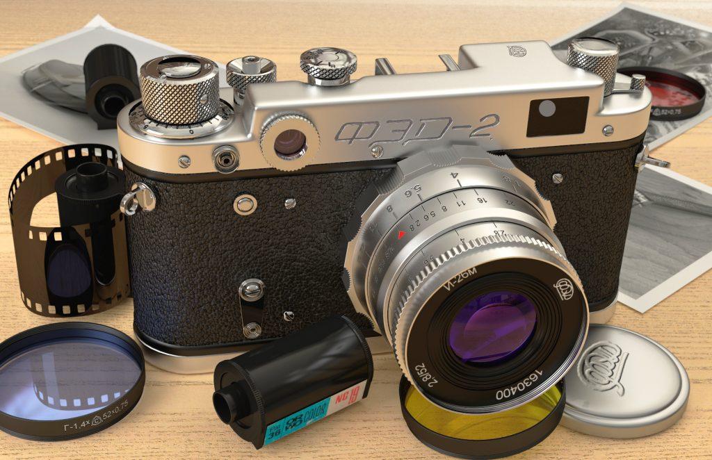 Особенности пленочных фотоаппаратов