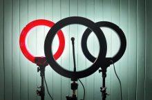 ТОП-8 лучших кольцевых ламп, как выбрать кольцевую лампу