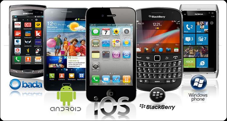 Виды операционных систем в смартфонах