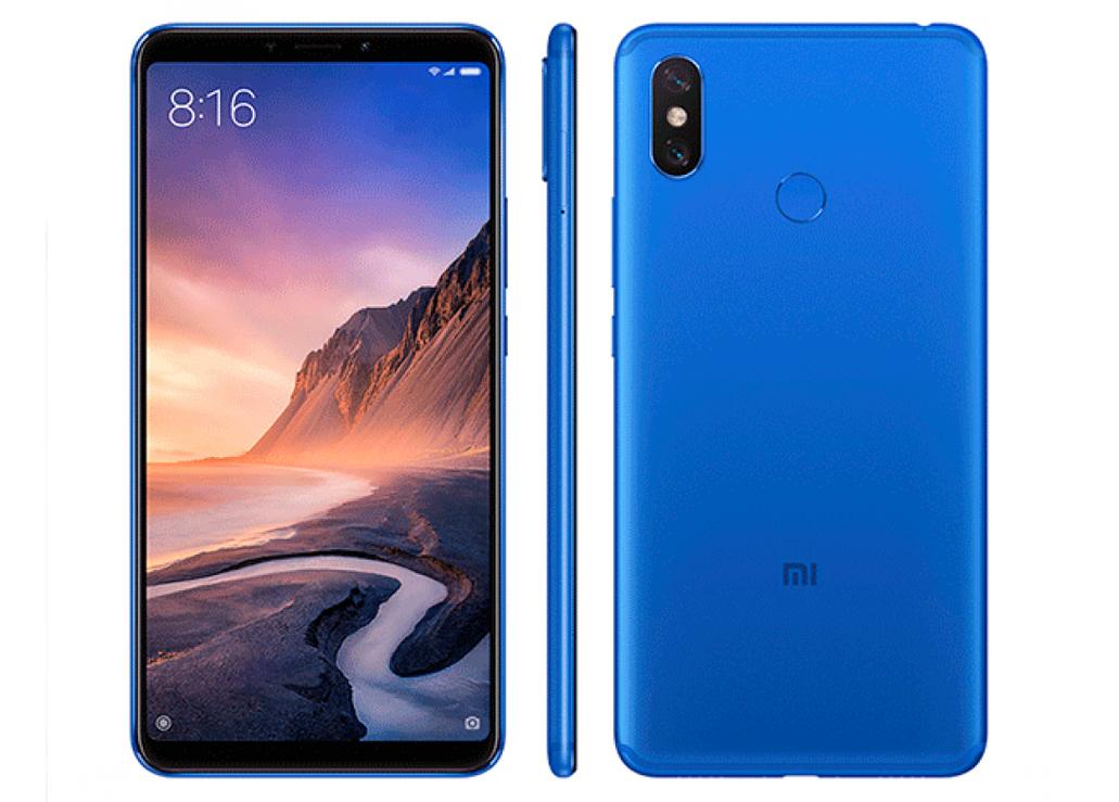 Xiaomi Mi Max 3 4