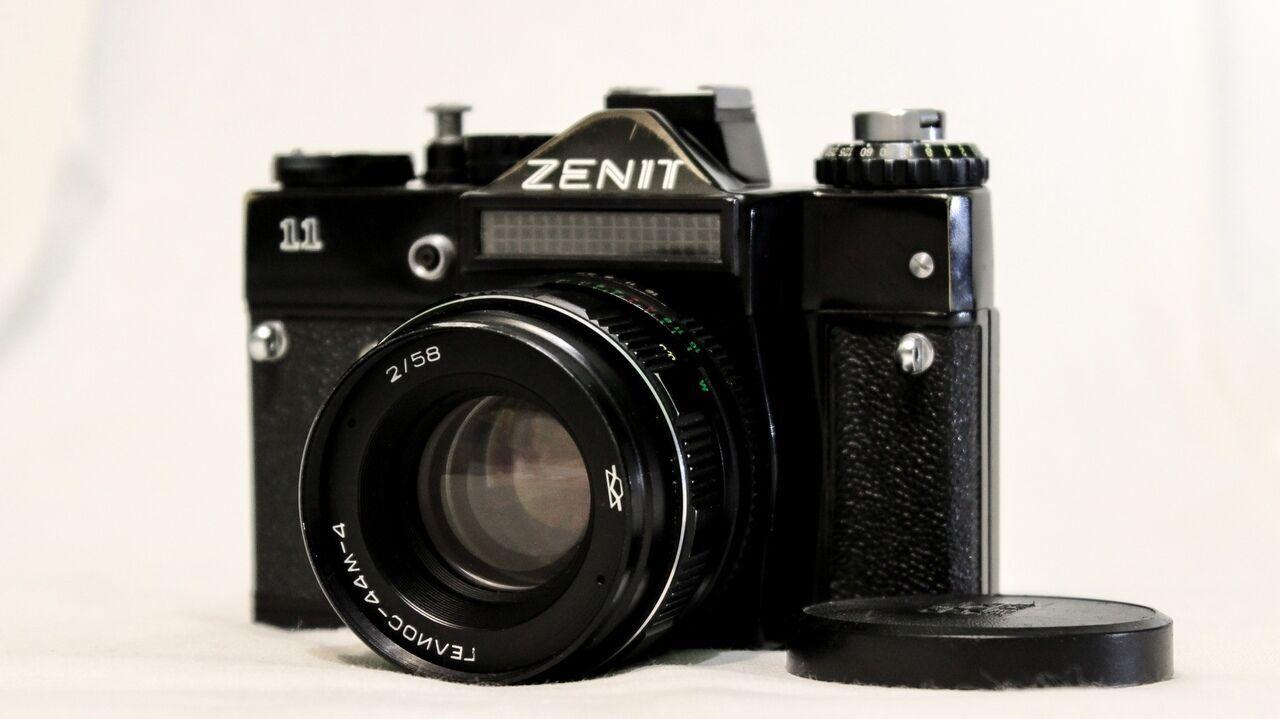 Зенит 11 - Гелиос-44М-4