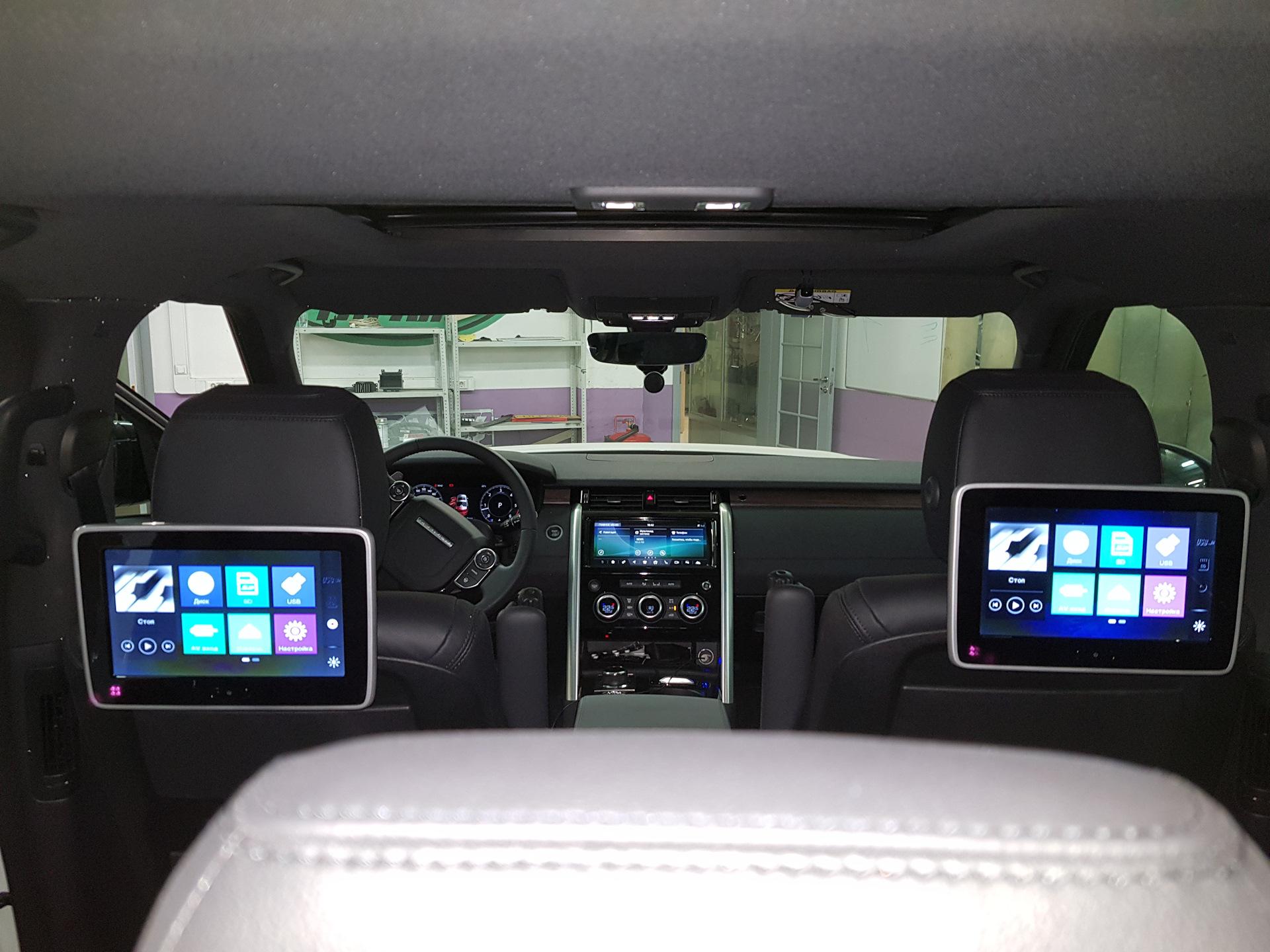 Автомобильные мини-телевизоры