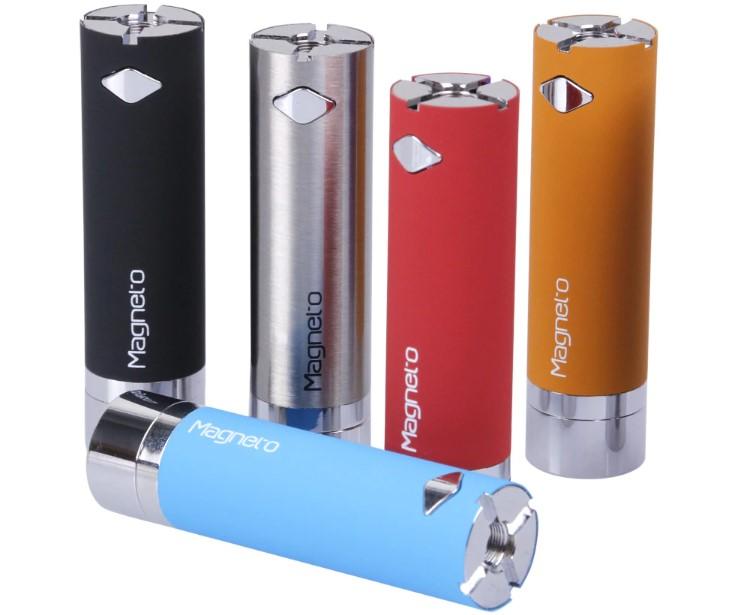 Механические аккумуляторы для электронных сигарет