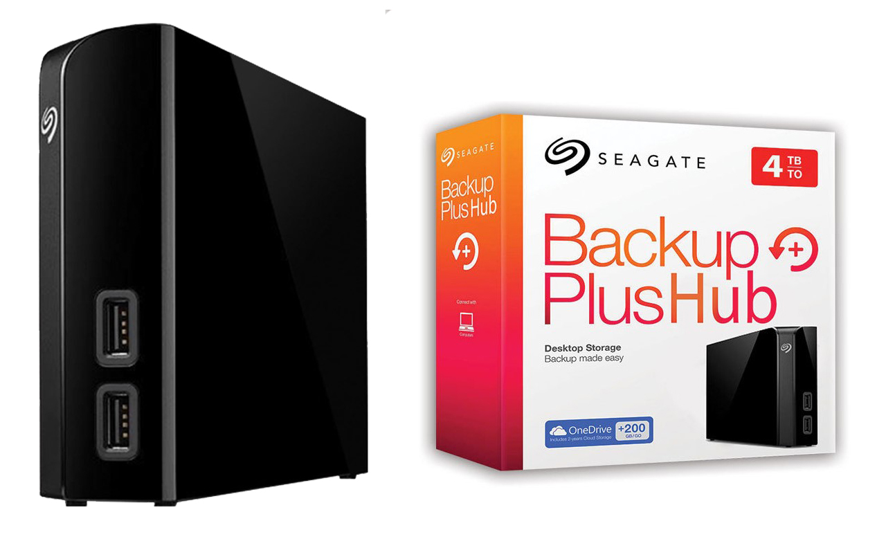 Seagate Backup Plus Hub STEL4000200