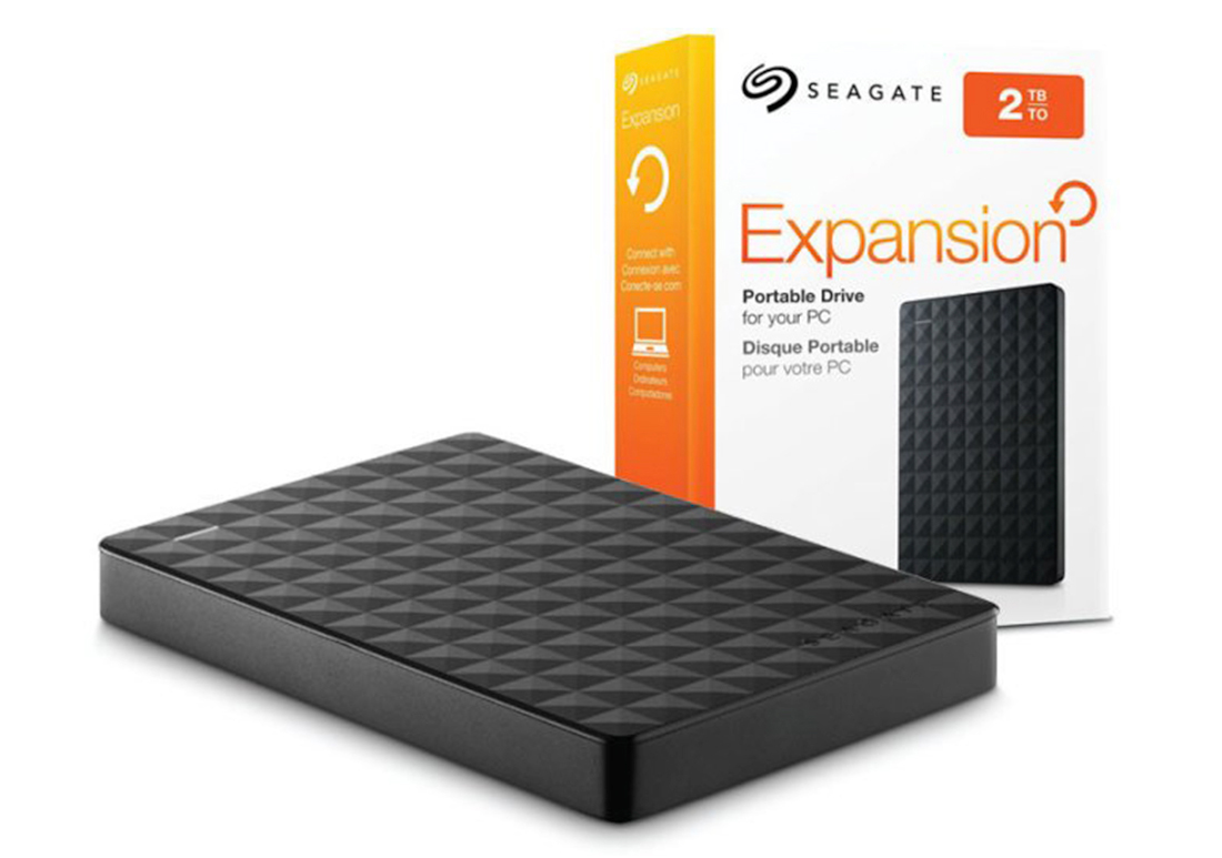 Seagate Expansion STEA2000400