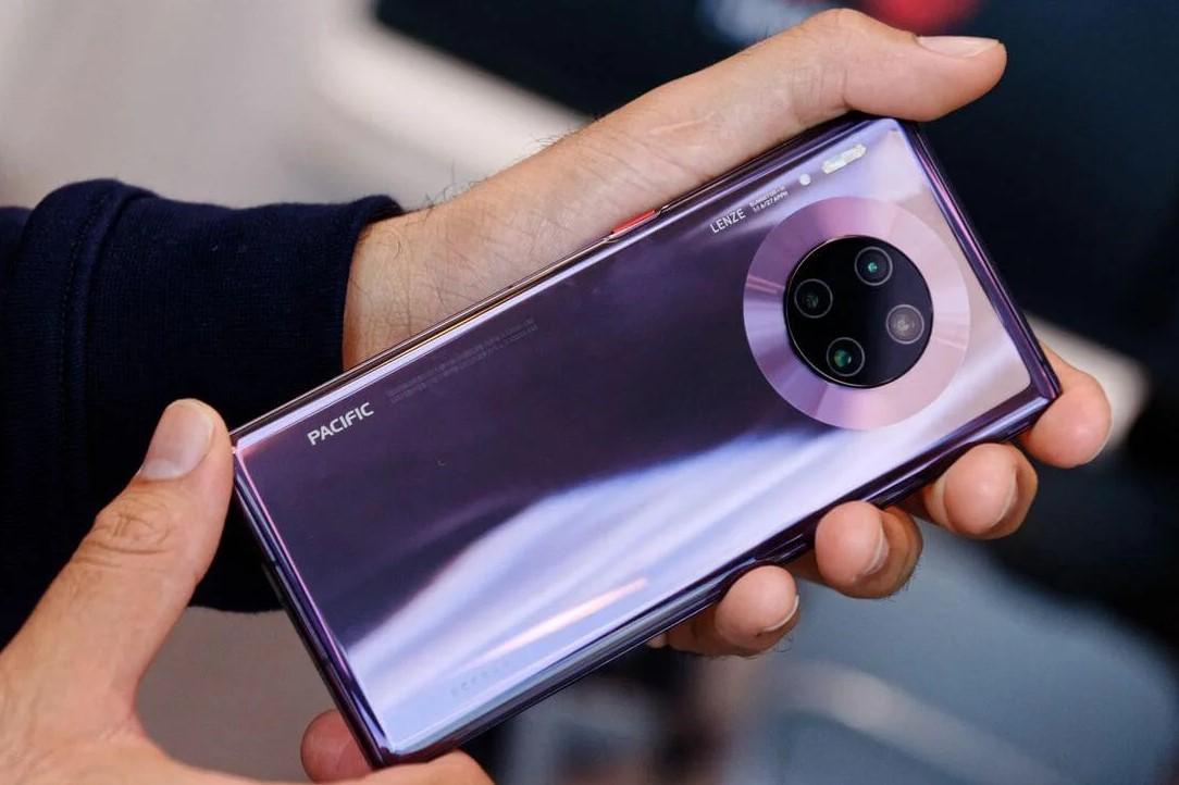 Смартфон Mate 30 Pro от производителя Huawei