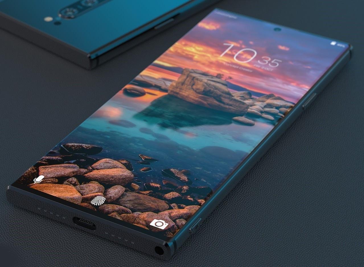 Смартфон Xperia 5 от производителя Sony