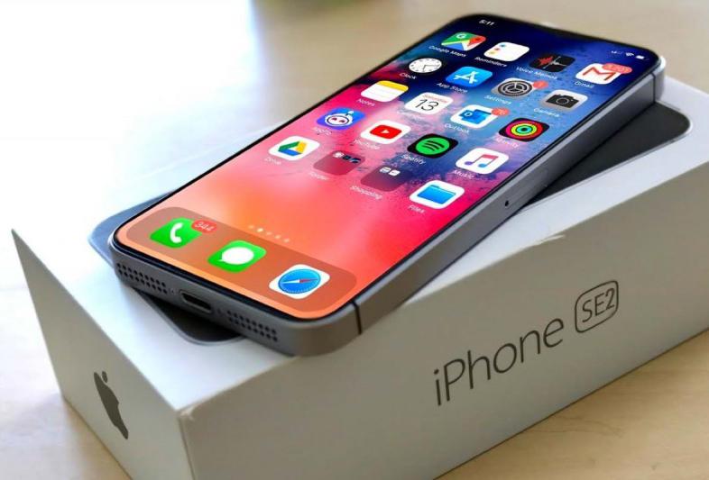 Смартфон iPhone SE 2 от производителя Apple