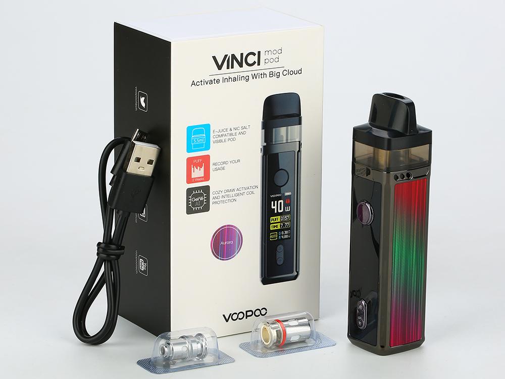 Voopoo VINCI R Mod Pod Kit