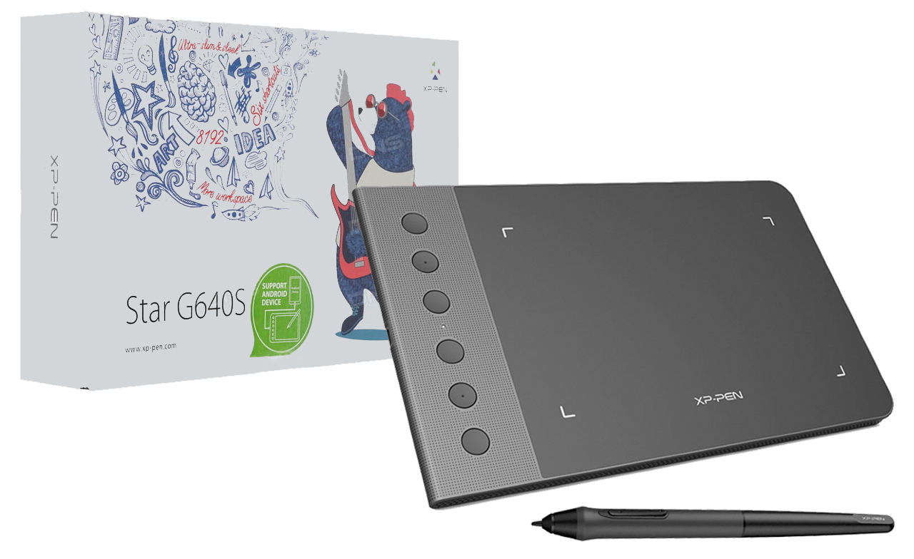 XP-PEN Star G640S Android Edition