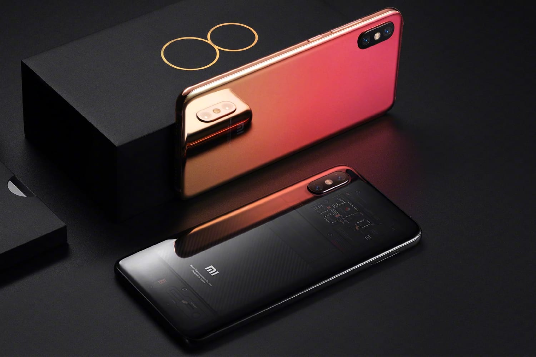 Xiaomi Mi 8 Pro 128 ГБ