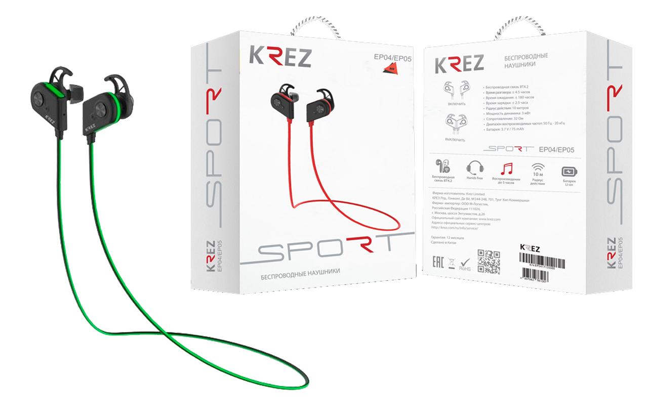 KREZ Sport EP05