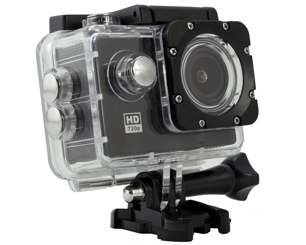 Экшн-камера HD 720р