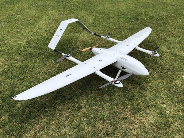 Гибридный дрон
