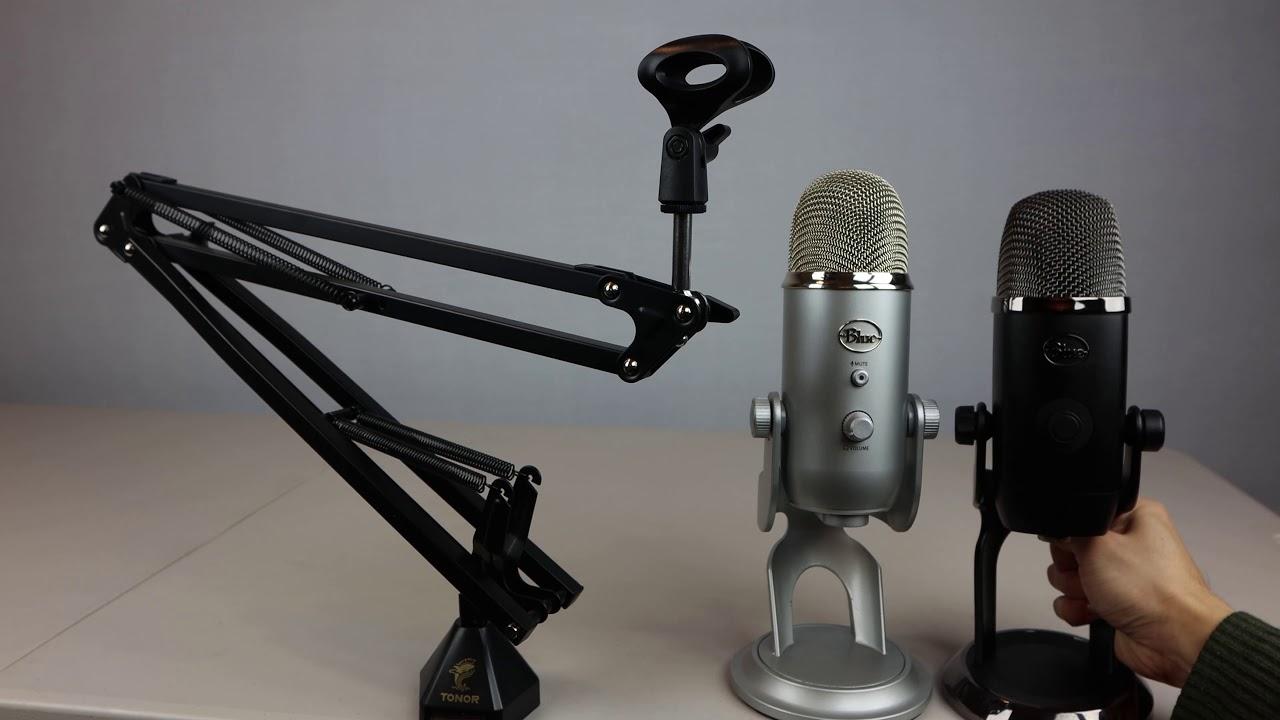Настольная подставка для микрофона