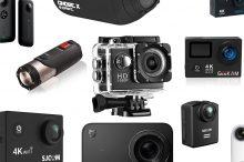 Рейтинг лучших экшн-камер с AliExpress