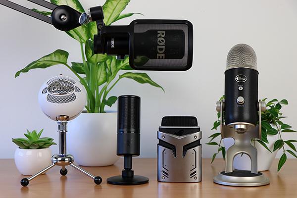Выбираем лучший микрофон
