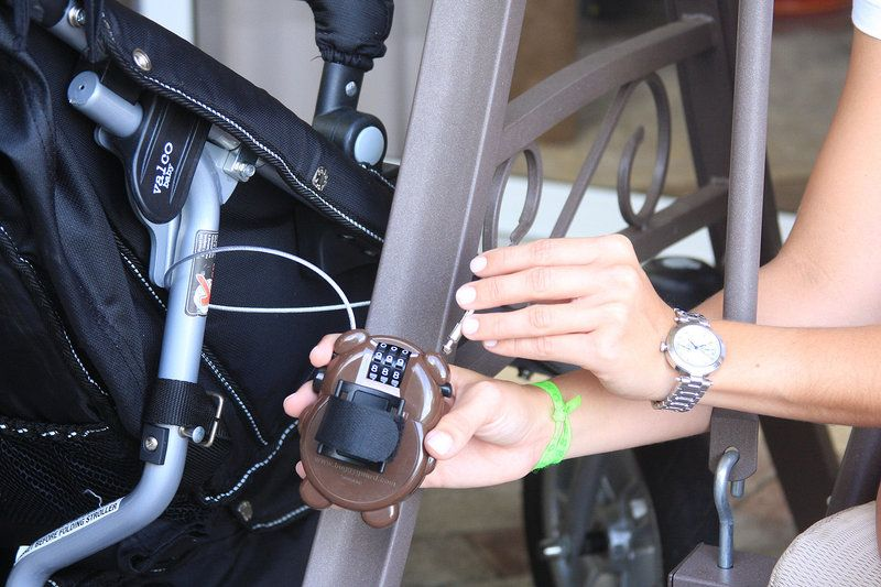 Антивор для коляски