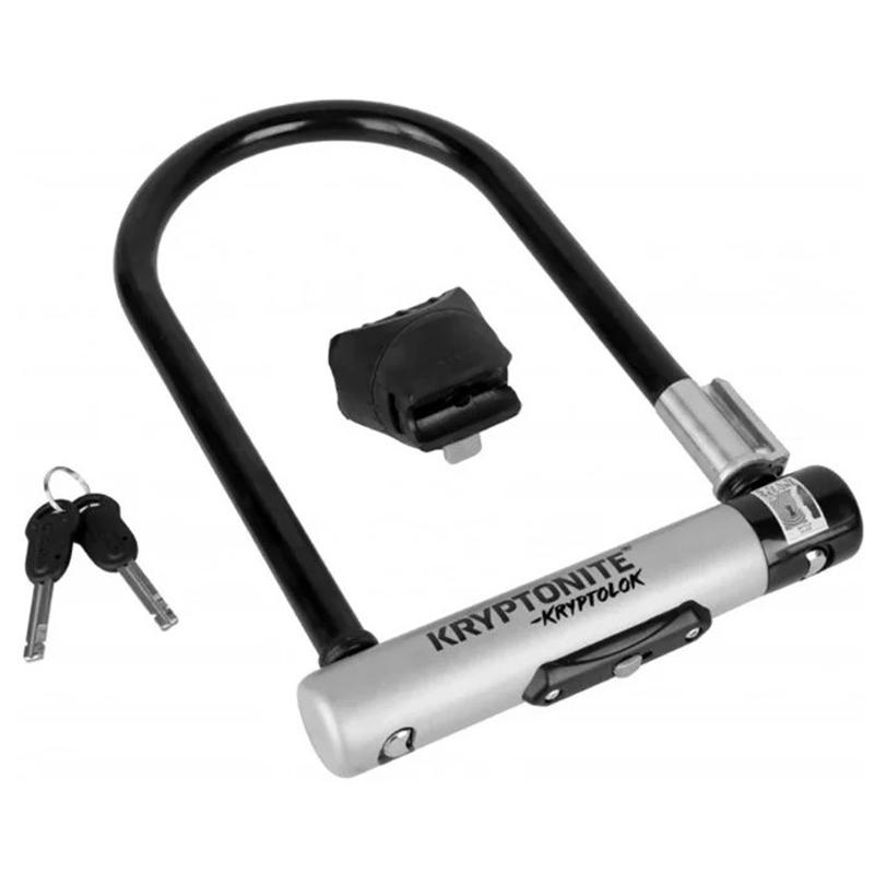 Kryptonite U-locks Kryptolok Series Mini 7 with flex