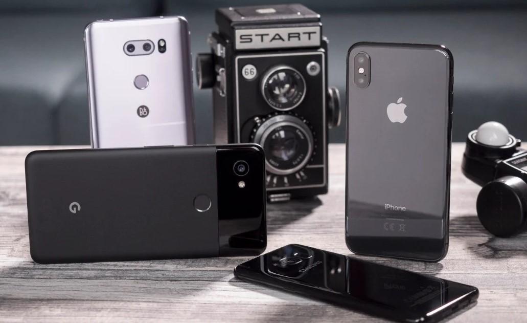 Лучший смартфон с камерой 4к