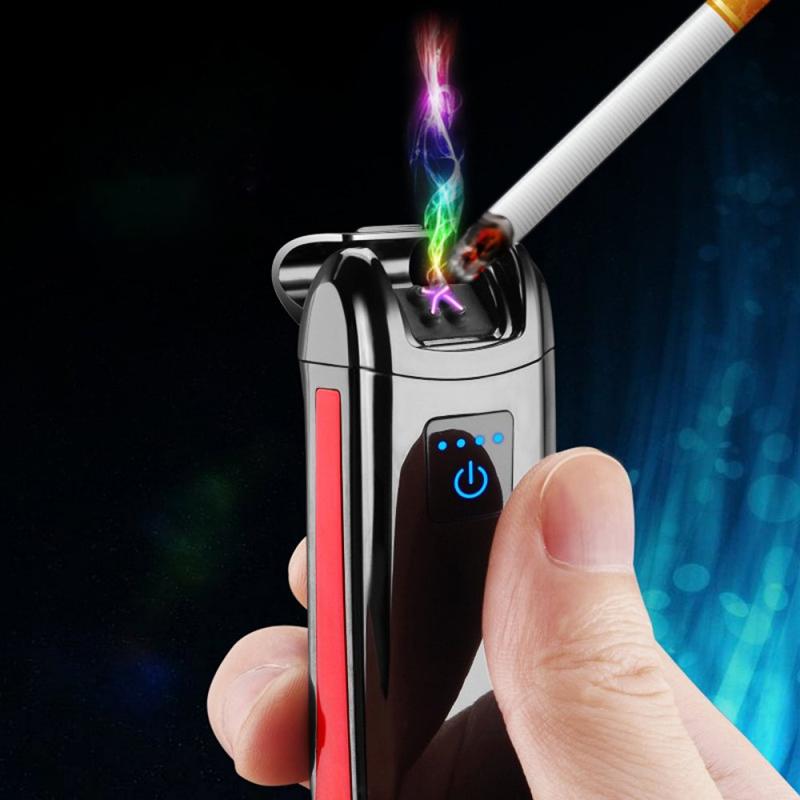 Плазменная USB зажигалка