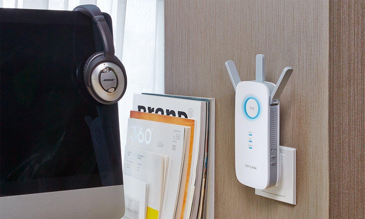 Усиливаем Wi-Fi сигнал с помощью репитера