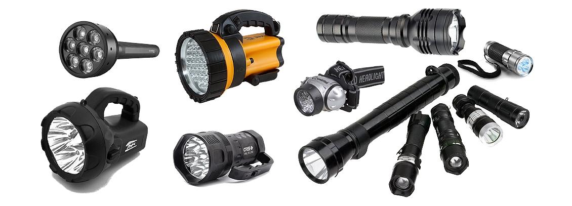 Выбираем аккумуляторный мощный фонарь для отдыха и туризма