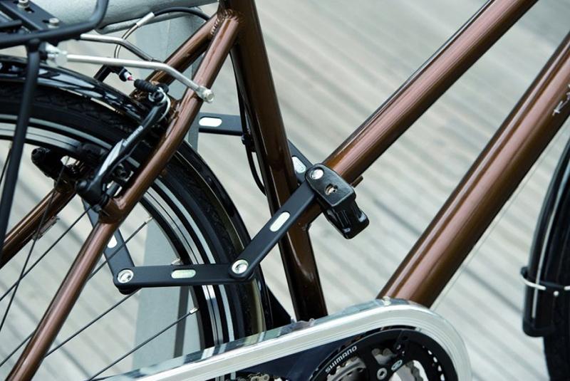Защита от угона для велосипеда