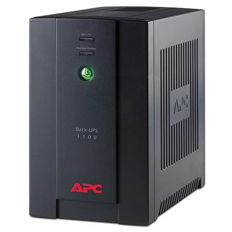 APC by Schneider Electric Back-UPS 1100