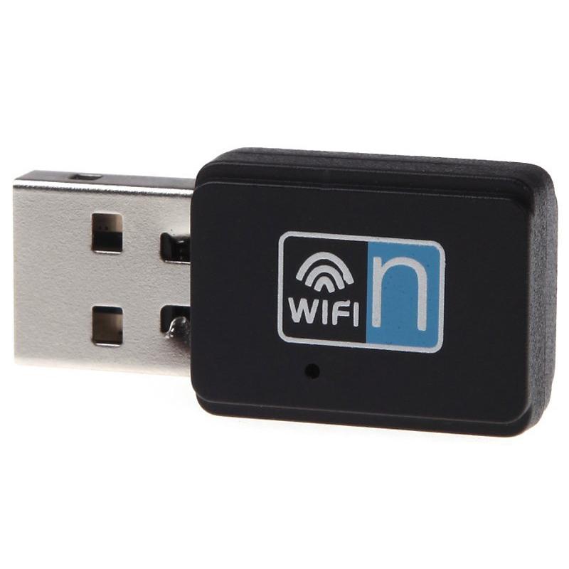 Беспроводной адаптер Lemon Tree Wi-Fi USB 300 Мбит/с