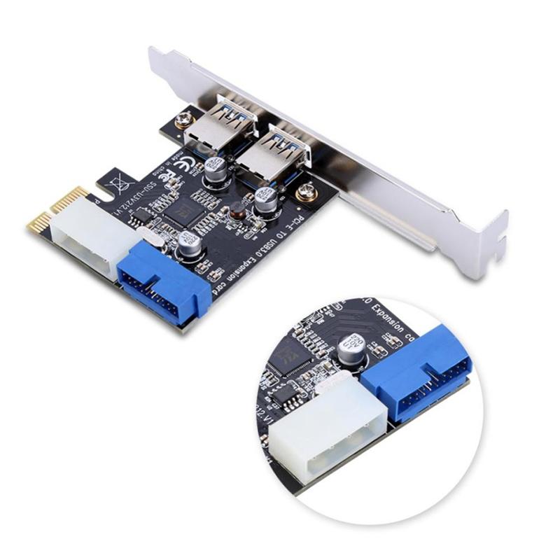 Карта USB PCI