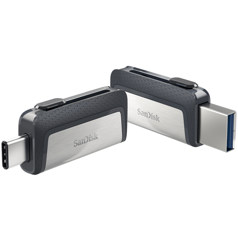 OTG USB Flash SanDisk ULTRA DUAL SDDDC2-064G-G46 64 ГБ