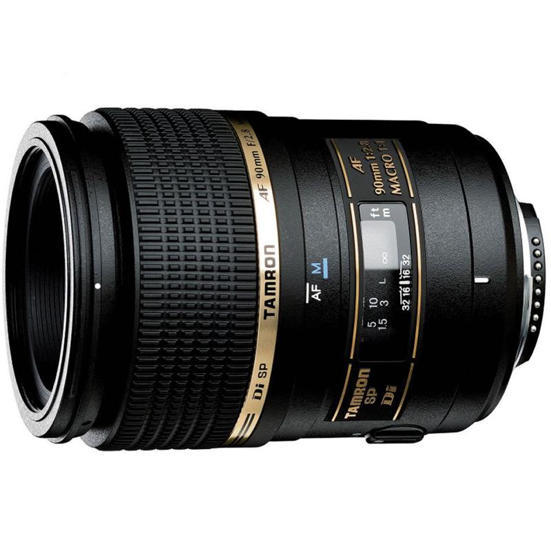 Tamron SP AF 90mm f/2.8 Di Macro 1:1 (272E NII) Nikon F