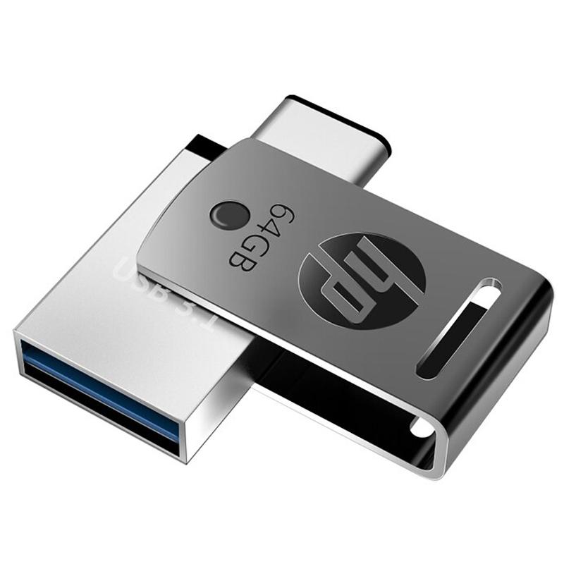 USB Флеш-накопитель HP X5000M 256 ГБ