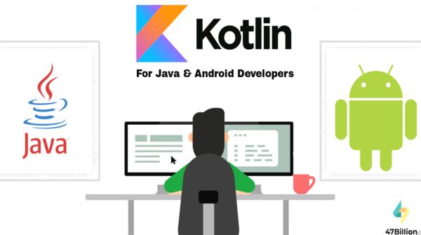 KOTLIN-разработчик создает Android-приложения и другие IT-продукты