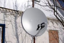 Спутниковое ТВ в частный дом