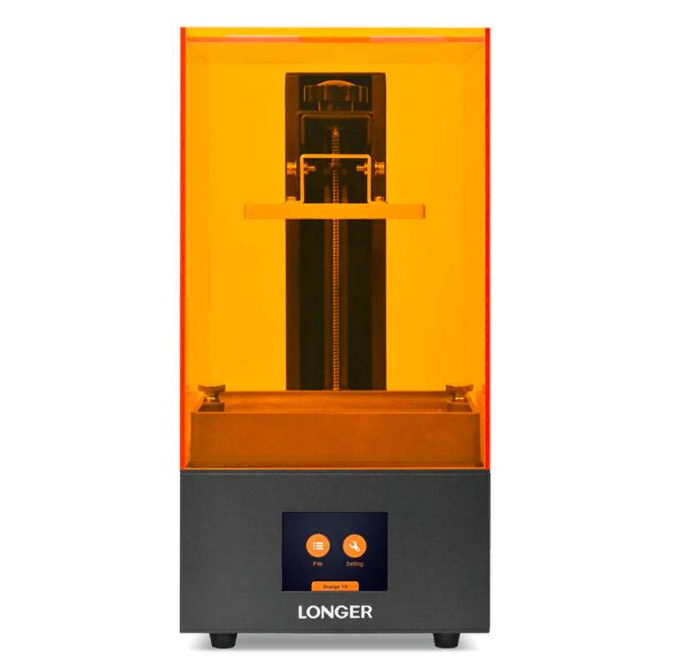 LONGER Orange 10