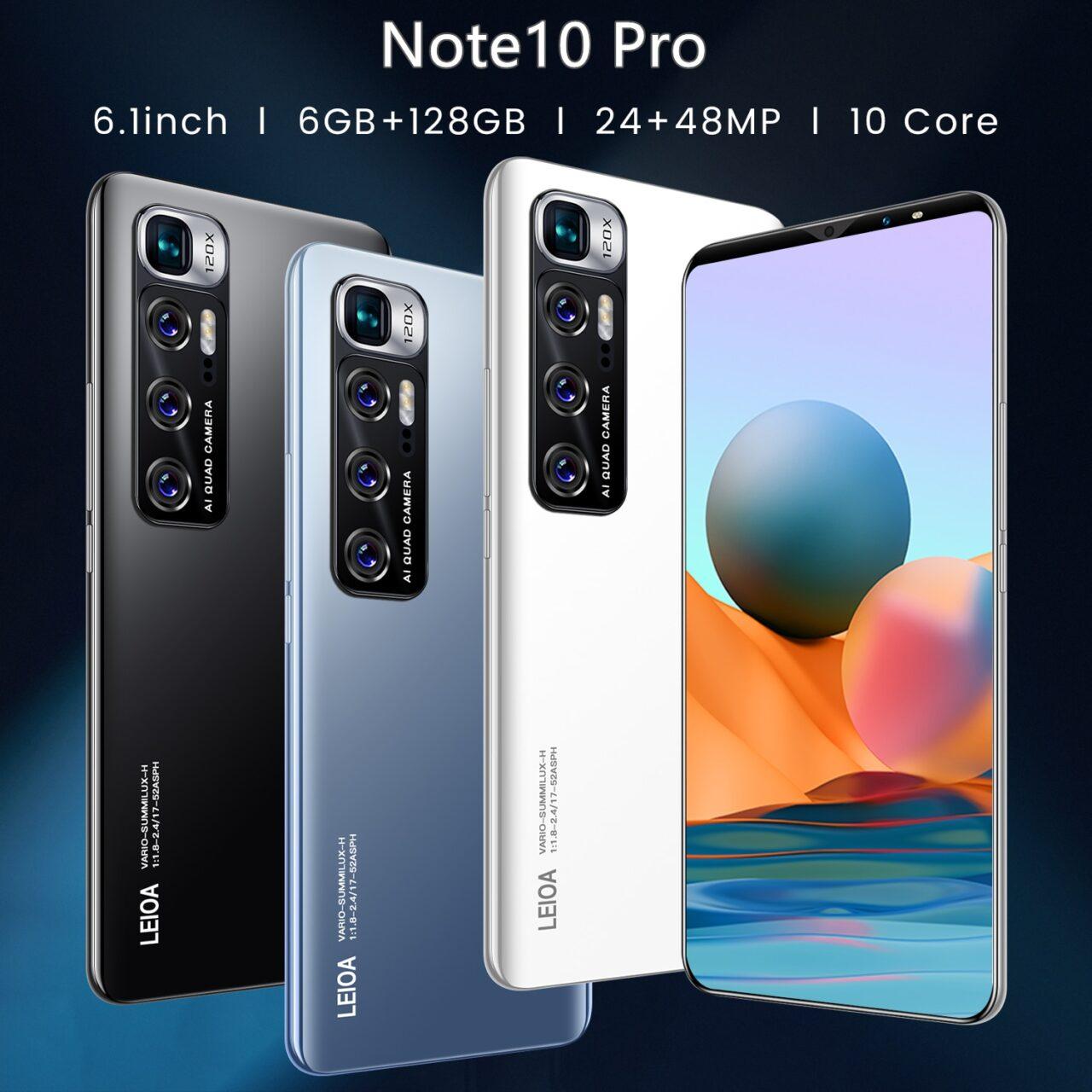 Note10 Pro