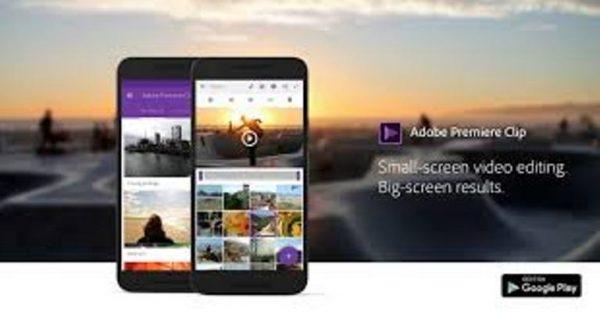 Мобильный редактор Adobe Premiere Clip