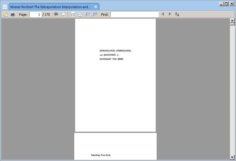 Открытый DjVu-файл в программе