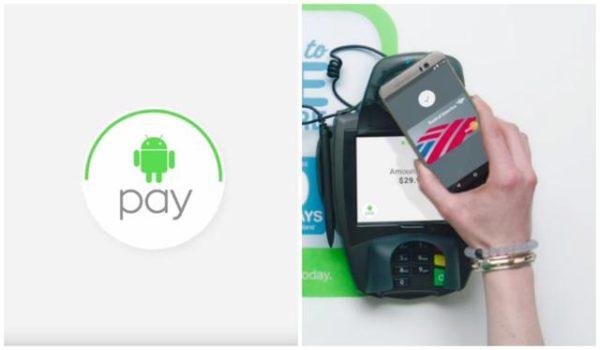 Для использования Android Pay нужно настроить приложение и добавить банковские карты