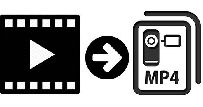 Как конвертировать видео в mp4 формат