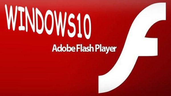 Microsoft связывает Adobe Flash Player в своем браузере с Windows 10
