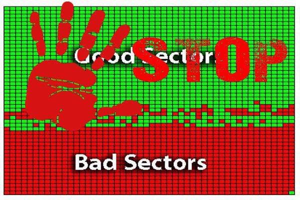 Сканирование плохих секторов