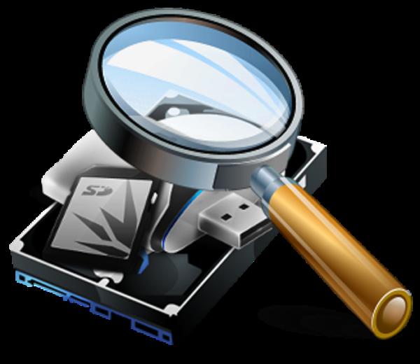 Восстановление поврежденных файлов на флешке