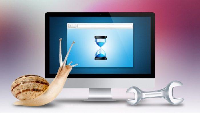 Какие причины влияют на медленную работу компьютера