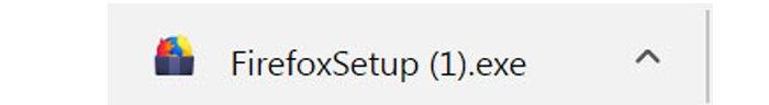 Открываем установочный файл